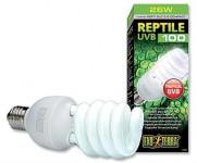 Žárovka terarijní sluneční 25 W, ExoTerra Reptile UVB100