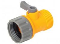 konektor jednoduchý s ventilem