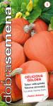 Dobrá semena Tykev velkoplodá - Delicious Golden oranžová 7s