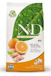 N&D Grain Free DOG Adult Mini Fish & Orange 800g