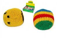 Hakysák míček footbag 6cm