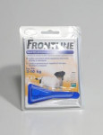 Frontline Spot-On Dog S sol 1x0,67ml MONO - žlutý