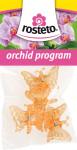 Klips Motýl Rosteto - oranžový 4 ks