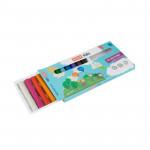 EasyCreative plastelina 12 barev/sada,192g