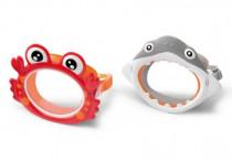 Brýle potápěčské zvířátko 3-8 let - mix variant či barev