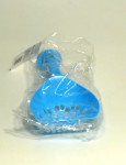 Lopatka na trus CATIT  plast Modrá 33cm 1ks