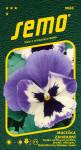Semo Maceška zahradní - Glacier Ice Violet White 0,3g - VÝPRODEJ