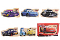 Puzzle Disney Cars, 8d, 30x17cm - mix variant či barev