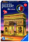 Vítězný oblouk (Noční edice); 3D, 216 dílků