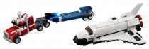 Lego Creator Přeprava raketoplánu
