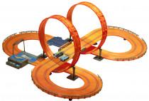 Závodní dráha Hot Wheels 683 cm s adaptérem.