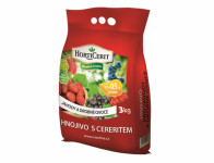 Hnojivo RAŠELINA HORTICERIT na jahody a drobné ovoce 3kg