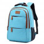 Školní batoh, světle modrý