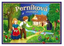 Perníková chaloupka 2 společenské hry SK verze
