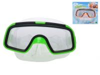 Potápěčské brýle 14 cm - mix barev