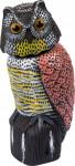 Plašič ptáků sova 16 x 17 x v 37,5 cm Stocker