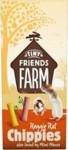 Supreme Tiny Farm Snack Reggie Chippies potkan