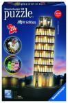 Šikmá věž v Pise (Noční edice) 216 dílků 3D