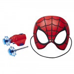 Hasbro Spiderman Maska a výstroj s projektily - mix variant či barev - VÝPRODEJ