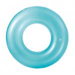Mac Toys Nafukovací kruh transparentní - VÝPRODEJ