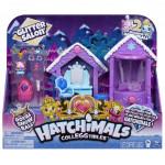 Spin Master HATCHIMALS Třpytivý královský salón - VÝPRODEJ