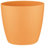 Elho obal Brussels Classic - sunrise orange 7 cm