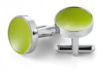 Manžetové knoflíčky zelené, Philippi - VÝPRODEJ