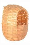 Hnízdo pro exoty proutěné 9x10cm TR