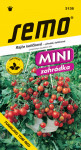 Semo Rajče keříčkové převislé - Tumbling Tom red 10s - série Mini