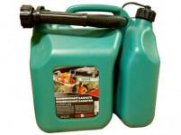 kanystr na PHM KOMBI 6l + 2,5l na olej plastový