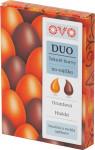 Barva na vajíčka OVO DUO oranžová a hnědá 2x20ml - VÝPRODEJ