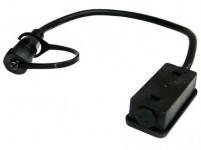 adaptér spojovací 30cm, 16A, IP44, napájení systému