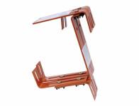 Držák samozavlažovacího truhlíku kovový nastavitelný 2ks