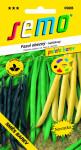 Semo Fazol keříčkový směs barev 10g - série Paleta barev