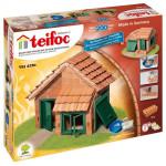 Stavebnice Teifoc Domek Albert
