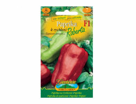 Osivo Paprika zeleninová k rychlení ROBERTA, červená
