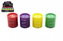 Sliz - hmota 30g v barelu 4cm - mix barev - VÝPRODEJ