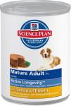 Hill's Canine Senior 7+ konzerva 370 g
