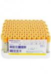 Zkumavka VACUTAINER žlutá 3,5ml akt.sráž./gel 100ks - VÝPRODEJ