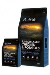 Profine NEW Dog Junior Large Chicken & Potatoes 3 kg