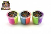 Sliz - Hmota skákací v kelímku 7x5cm - mix barev