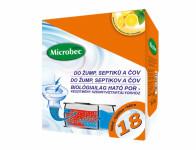 Aktivátor septiků a žump BROS MICROBEC 25g - VÝPRODEJ