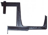 Držák samozavlažovacího truhlíku EXTRA LINE hnědý