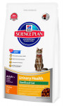 Hill's Science Plan Feline  Urinary Health&Sterilised 1,5 kg