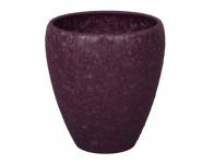 Obal na květník LUNA ORCHID BARANDE keramický mat d14x16cm