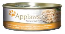 Applaws Cat konz. kuřecí prsa a sýr 156 g