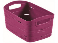 košík RIBBON 24x17x12,5cm (XS) plastový, FI - VÝPRODEJ