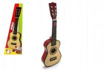 Kytara dřevo/kov 57cm