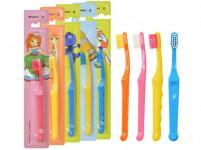 kartáček zubní 3432 D dětský, extra měkký