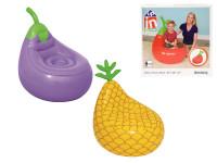 Křeslo nafukovací ovoce 72x72x81 cm - mix variant či barev